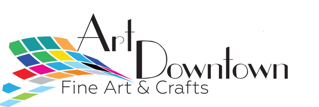 Art Downtown Logo color on white