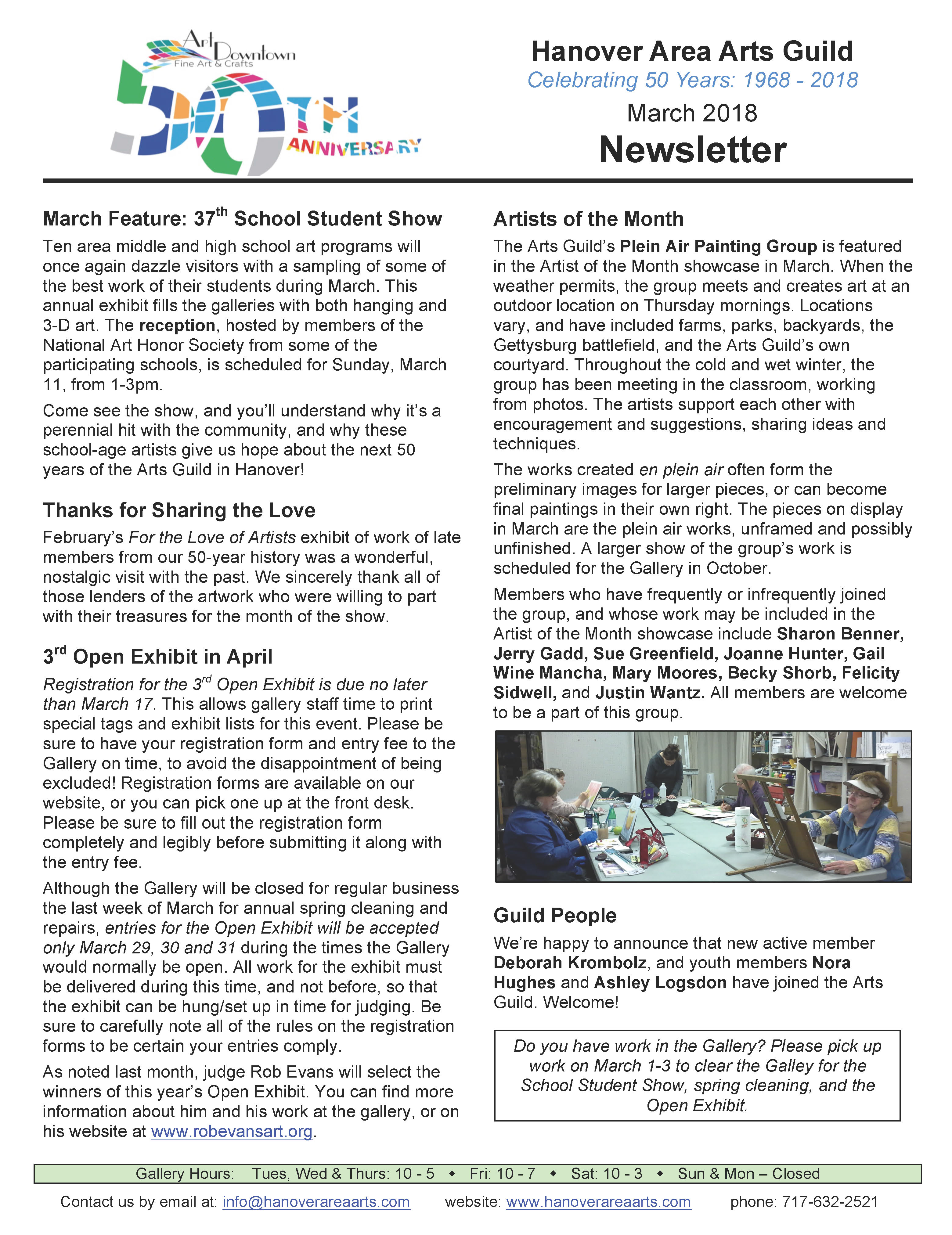 03 2018 March Newsletter_Page_1