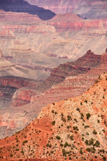 """Grand Canyon Pastel"""