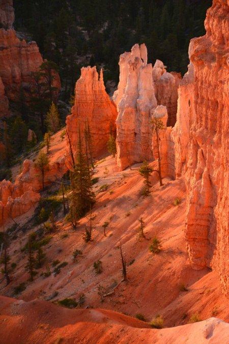 """Sunrise, Bryce Canyon National Park"""
