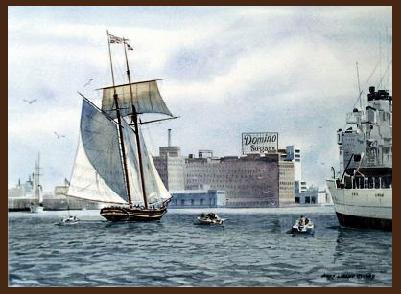 """The Pride of Baltimore - Goodwill Ambassador"""