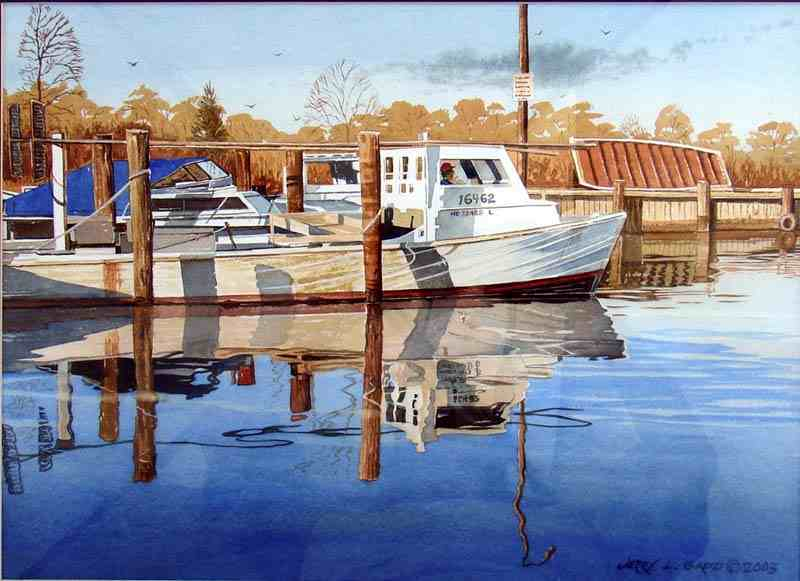 """Work Boat"""