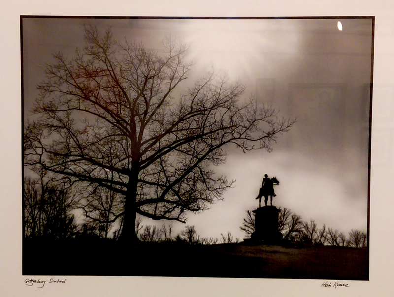 'Gettysburg Sentinel' Photography by Herbert Kemme