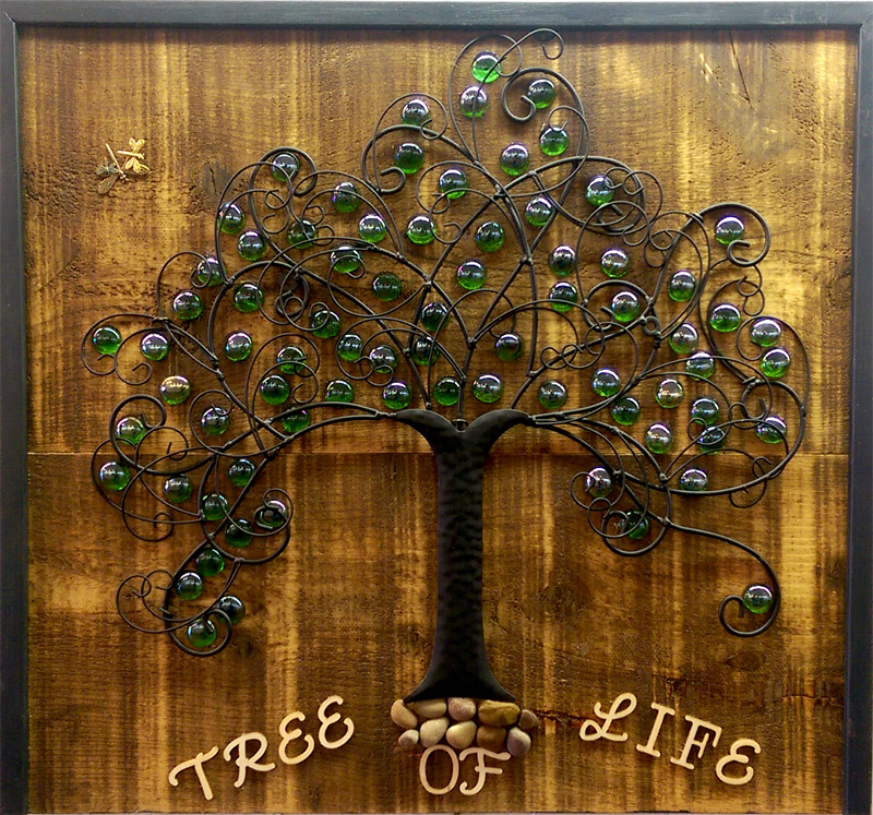 'Tree of Life' by Don Shuff